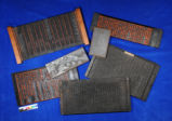 Ainsworth Collection printing wood blocks (7)