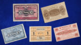 World War I prisoners' money