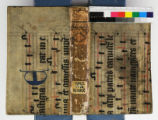Fragment with printed book: Trutina Religionum
