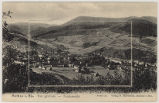 """Complete view"" picture postcard of Alsace, France"