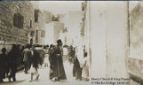 Bethlehem after the delegations, 19 June 1919