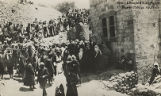 Delegates waiting at the Serai, Ammān, Jordan, 1 July 1919