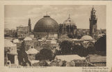 Postcard of the Church of the Holy Sepulchre, Jerusalem, ca. 1919