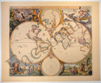 Decorative Old Maps of the Sixteenth, Seventeenth and Eighteenth Centuries
