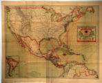 United Fruit Company Steamship Service - Central and South America