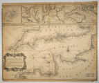 A correct Chart of the English Channel from the No. Foreland to the Lands End on the Coast of...