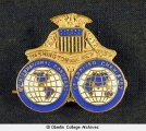 8th International Congress of Applied Chemistry pin