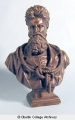 Bronze cast bust of John Brown (1800-1859)