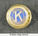 Kiwanis International lapel pin