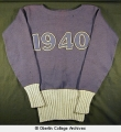 Oberlin College sweater