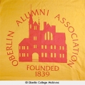 Oberlin College Alumni Association T-shirt