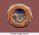 Oberlin College lapel pin