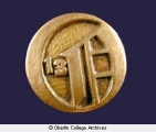 Oberlin College Class of 1913 lapel pin