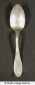 Ladies Hall spoon