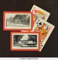 Oberlin College playing card decks (2)