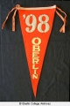 Oberlin pennants (5)
