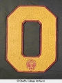 Oberlin College varsity letters (2)