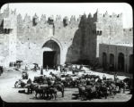 Damascus Gate (Gate of honor)
