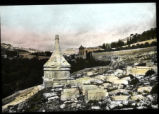 Kidron Valley & Tomb of Absalom - Kendall 63