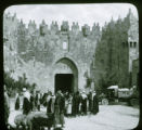Damascus gate from the north, 1937
