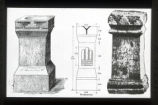 Horned Altar from Byblos. Gressman Pl. CLXXXV