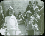Christians celebrating Palm Sunday, ca. 1930s