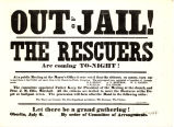 BROADSIDE CALLING A MASS MEETING TO CELEBRATE THE RELEASE OF THE RESCUERS