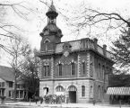 TOWN HALL, OBERLIN, OHIO 1870-1919
