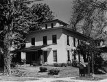 CHARLES M. HALL HOUSE AT E. COLLEGE AND PLEASANT IN OBERLIN, OHIO IN 1948