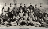 OBERLIN COLLEGE 1894 VARSITY FOOTBALL TEAM