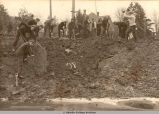 TAPPAN SQUARE BOLDER EXCAVATION BY OBERLIN COLLEGE CLASS OF 1898